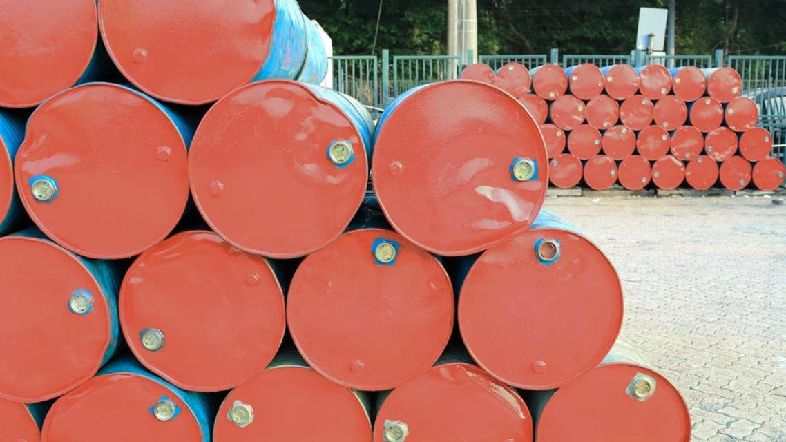 West Texas Intermediate for delivery in June rose 17 cents to $102.19 in afternoon trade. (File photo: Shutterstock)