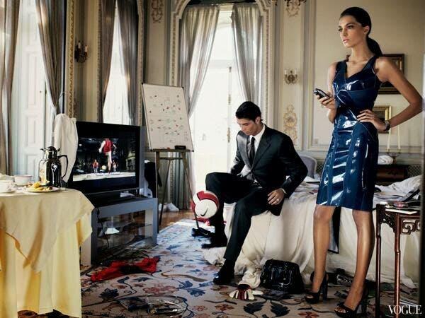 Ronaldo Vogue