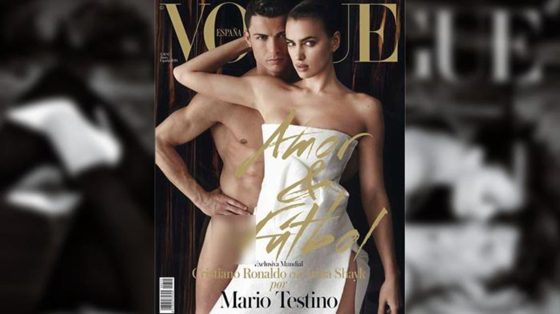 Ronaldo Spain Vogue