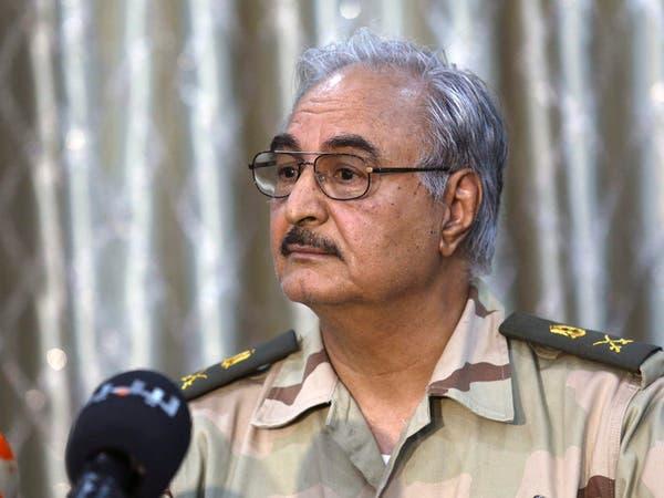 حفتر: على الحكومة الحصول على الشرعية من البرلمان الليبي
