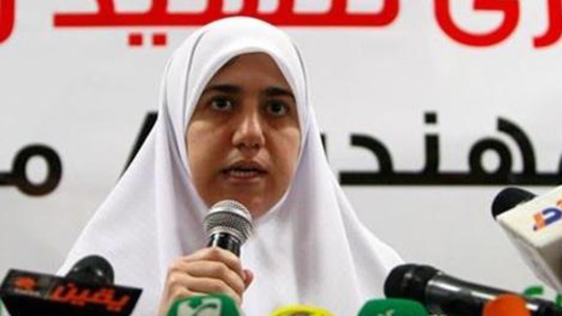 الشيماء ابنة محمد مرسي