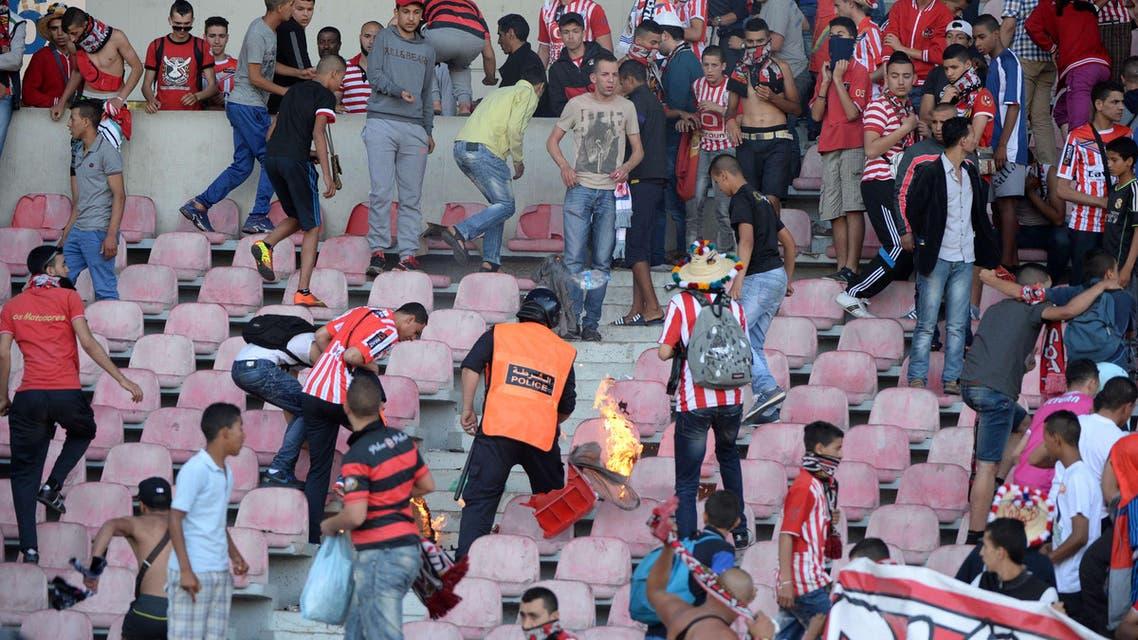 Raja Club Atletic wins in Casablanca