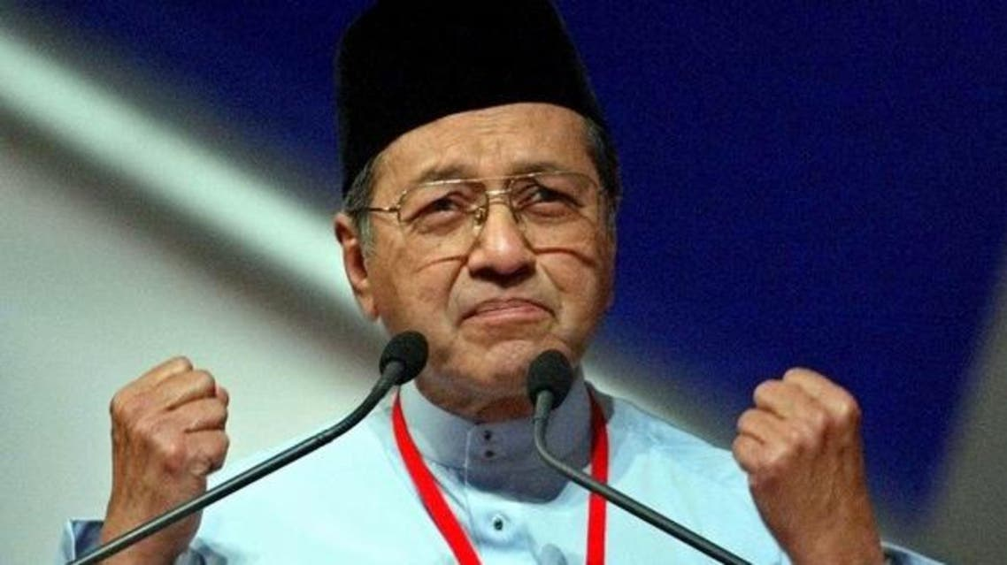 Former Malaysian Prime Minister, Dr Mahathir Mohamad