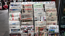 Arab newspapers to become 'extinct' earlier, says researcher