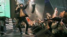 Top U.S. rapper 'sorry' for mock Jewish costume