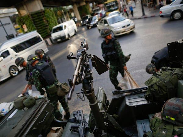 الجيش التايلاندي يعلن الأحكام العرفية بالبلاد