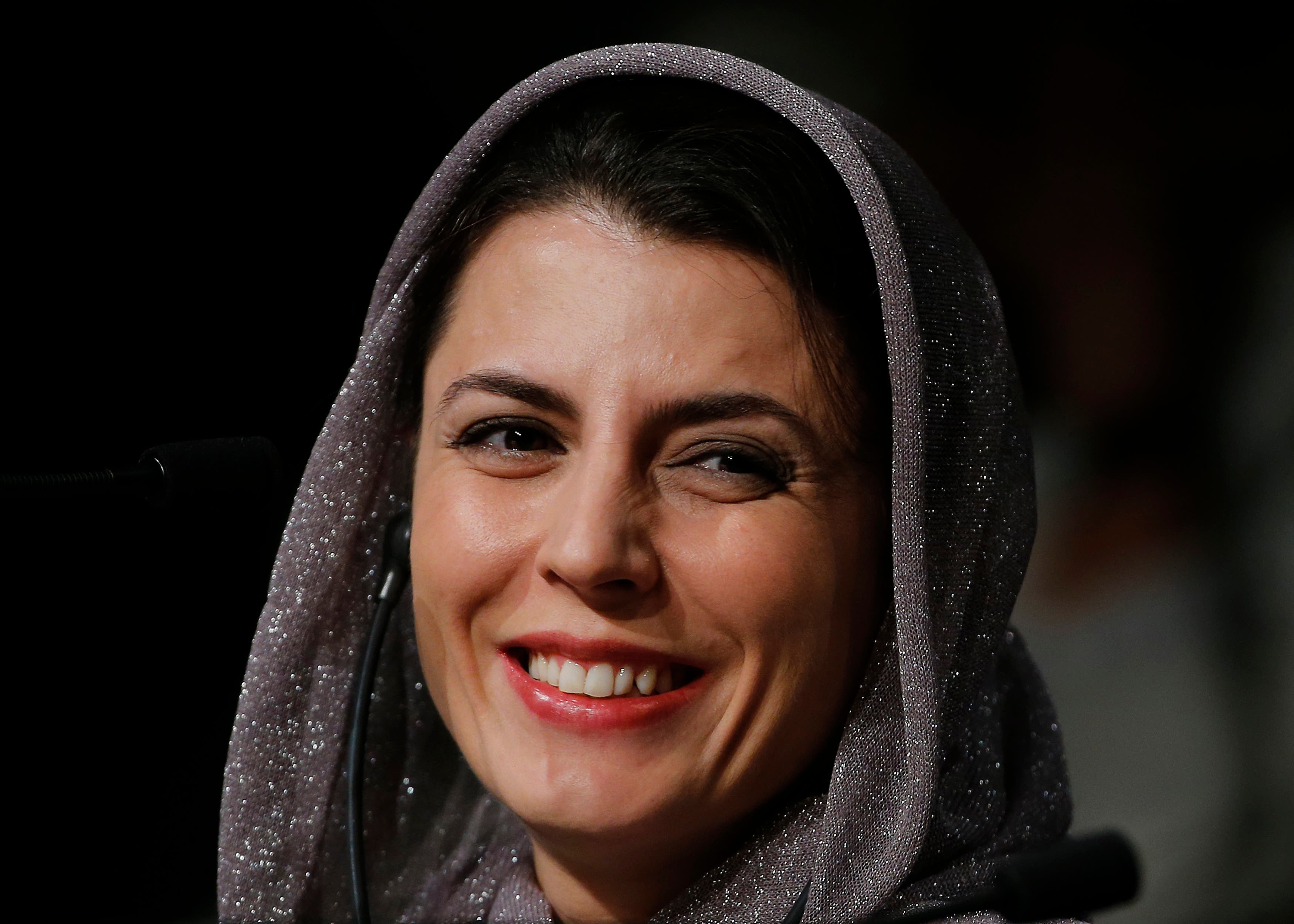 Iran's Leila Hatami caught in Cannes kiss 'scandal'