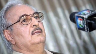 مخابرات الجيش الليبي تدعم معركة