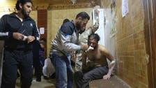 سوريا.. اصابات جديدة بالغازات السامة في سراقب