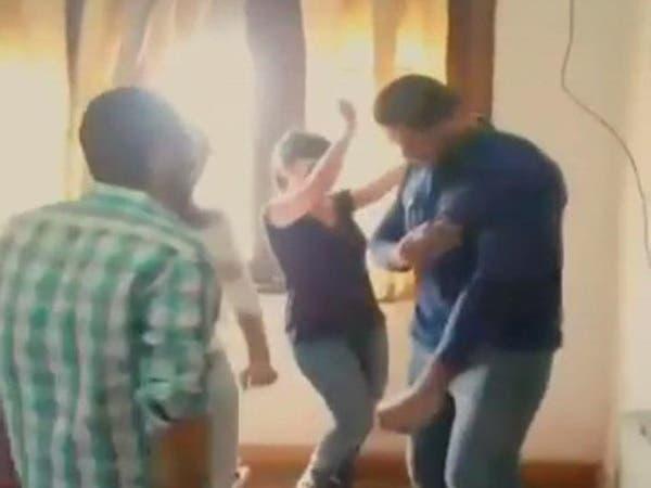 """نجوم ومقدمو برامج بمصر يرقصون على أنغام """"بشرة خير"""""""