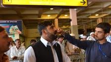 پولیو قطرے پیئے بغیر پاکستان سے باہر سفر ناممکن