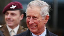 UK's Prince Charles to visit Gulf region
