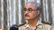 Libyan rebels slam rogue General Haftar as a 'loser'