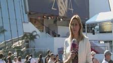 Al Arabiya's Nadine Kirresh reports from Cannes