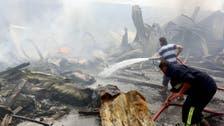 Libyan capital rocked by gunfire, explosions