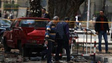 One killed, nine wounded in bomb attack on Egyptian security vehicle