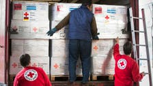 Food distribution under way for 60,000 in Aleppo: Red Cross