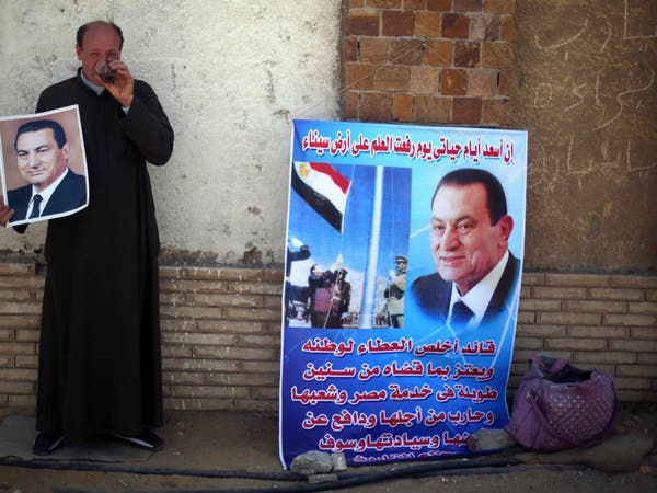 بدء جلسة محاكمة مبارك ونجليه والعادلي في قضية القرن