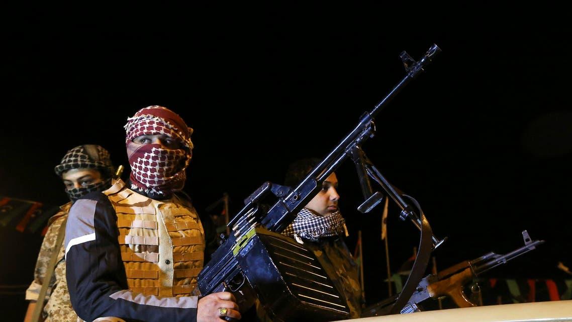 Islamist militias deploy in Libya's capital