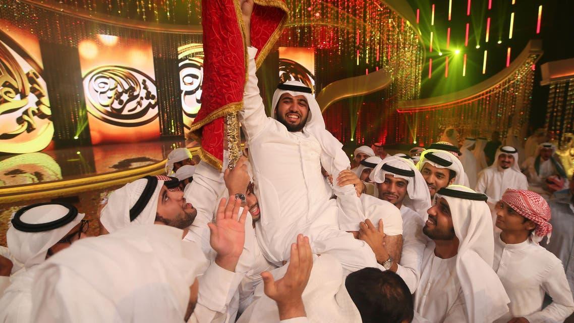 """Million Dirhams Poet"" awards ceremony in Abu Dhabi"