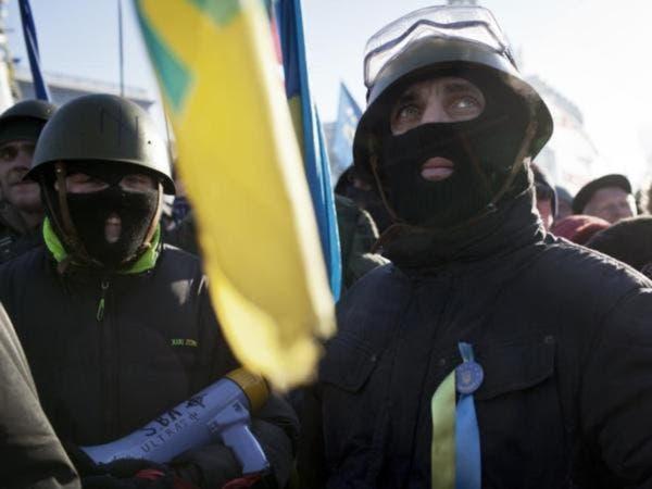 أوكرانيا تتحضر لانتخاب رئيسها على وقع الاشتباكات