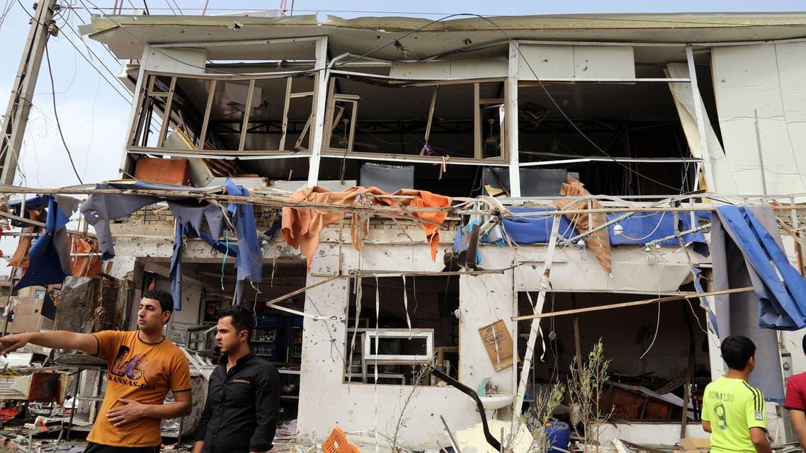 Iraq AFP