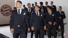 Giorgio Armani to dress Bayern Munich players