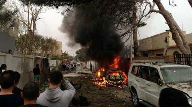إصابة 20 مدنياً عقب انفجار قذيفة في بنغازي