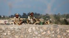 Egyptian interior ministry employee killed in Sinai