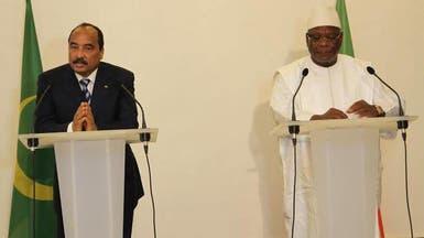 رئيس موريتانيا يوقف القتال في شمال مالي