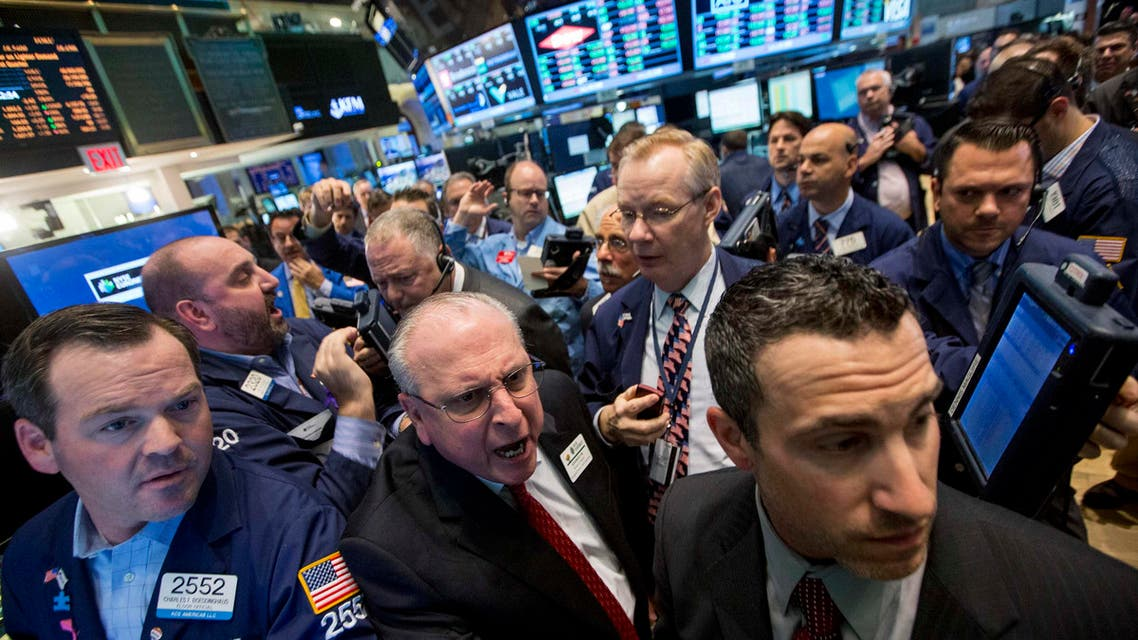 الأسهم الأميركية