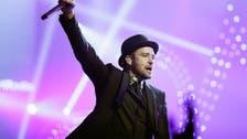 Justin Timberlake 'takes back the night' in Abu Dhabi show