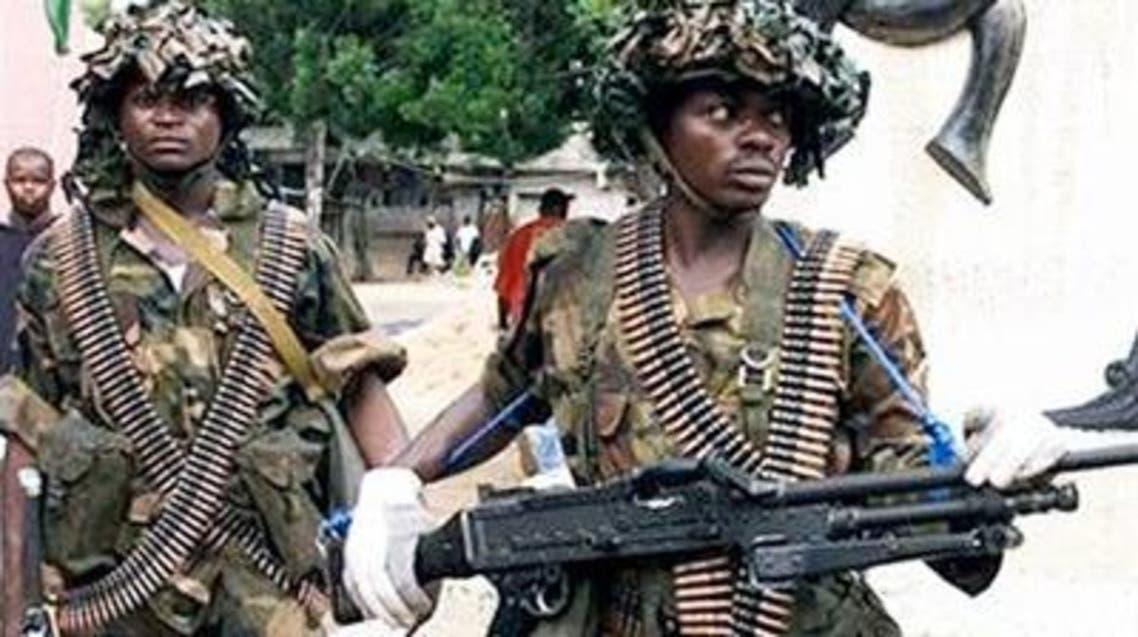عناصر من الجيش في النيجر