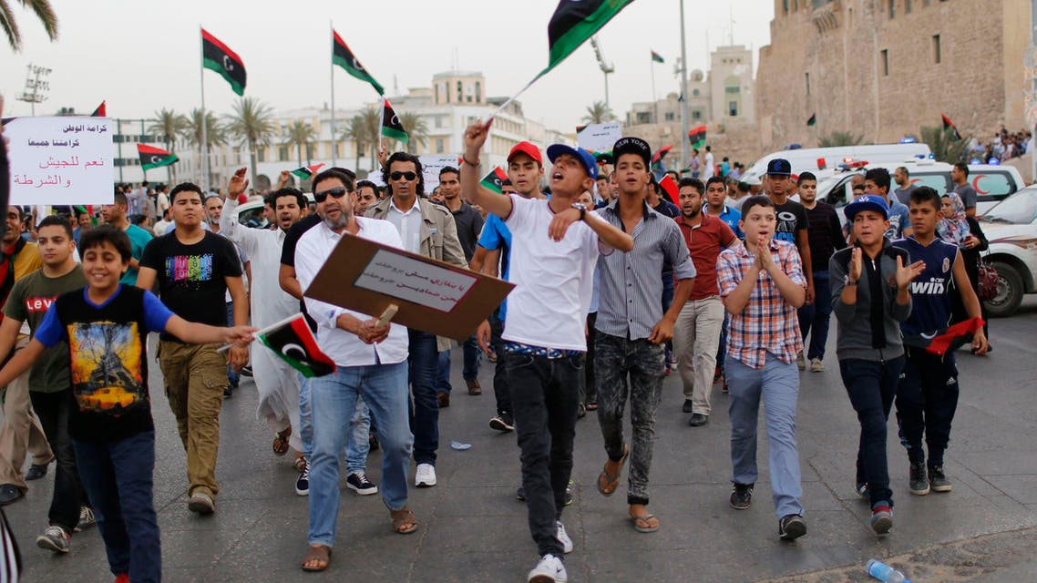 مظاهرات مؤيدة لمعركة الكرامة