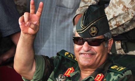 Abdel Fatah Younis, (Reuters)