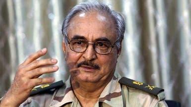 ليبيا.. حفتر يرفض لقاء كوبلر لتهميشه دور الجيش