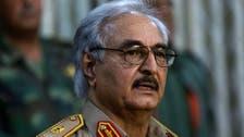 قائد الجيش الليبي حفتر: نهاية الإرهاب قريبة