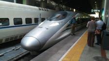 China's rail ambitions show no sign of hitting buffers