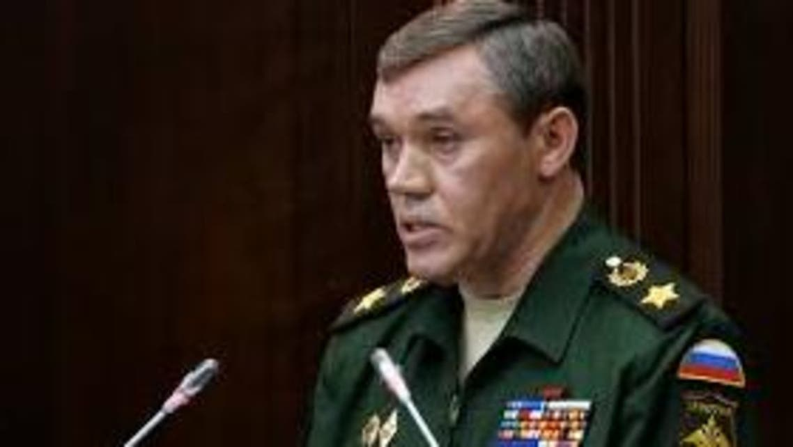 Russian MI boss