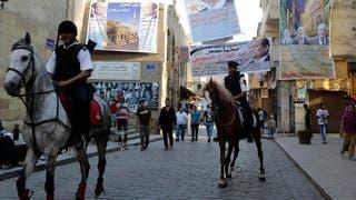 خطة أمنية لإحباط محاولات الإرهاب إفساد الانتخابات