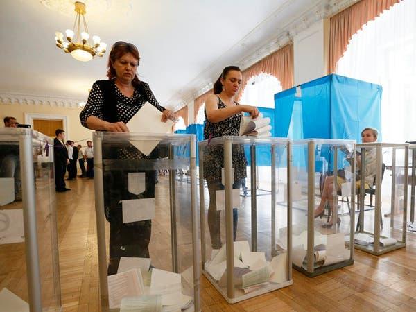 بدء التصويت للانتخابات الرئاسية في أوكرانيا