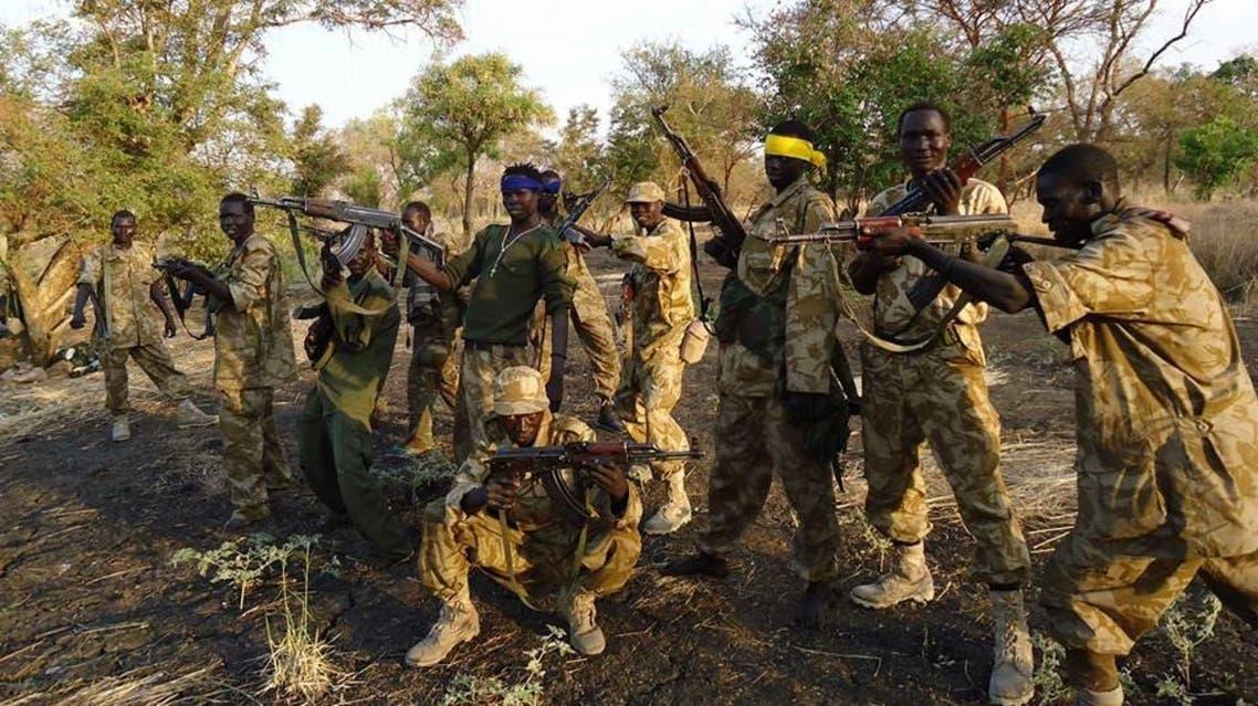 قوات الجبهة الثورية في السودان