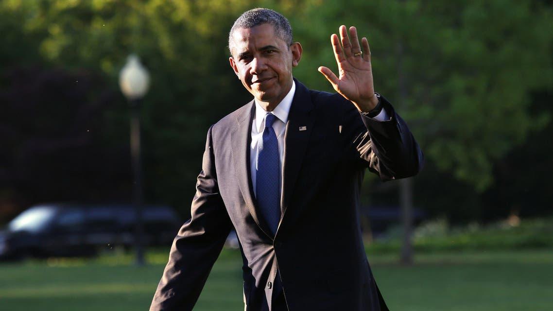 Obama Washington AFP