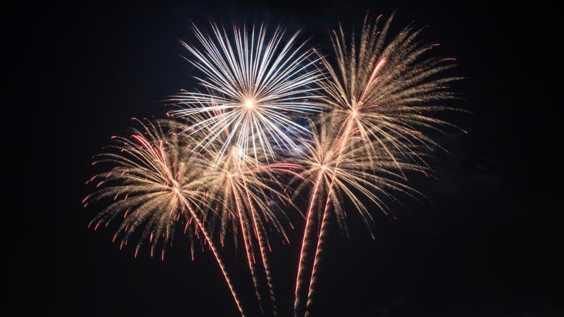 fireworks display shutterstock