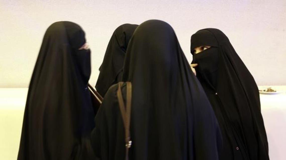 saudi women job seekers reuters
