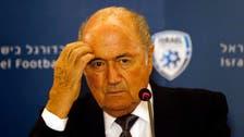 FIFA hopes Israel-Palestinian football spat ends