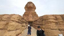 China's fake Sphinx to be demolished after Egypt complains