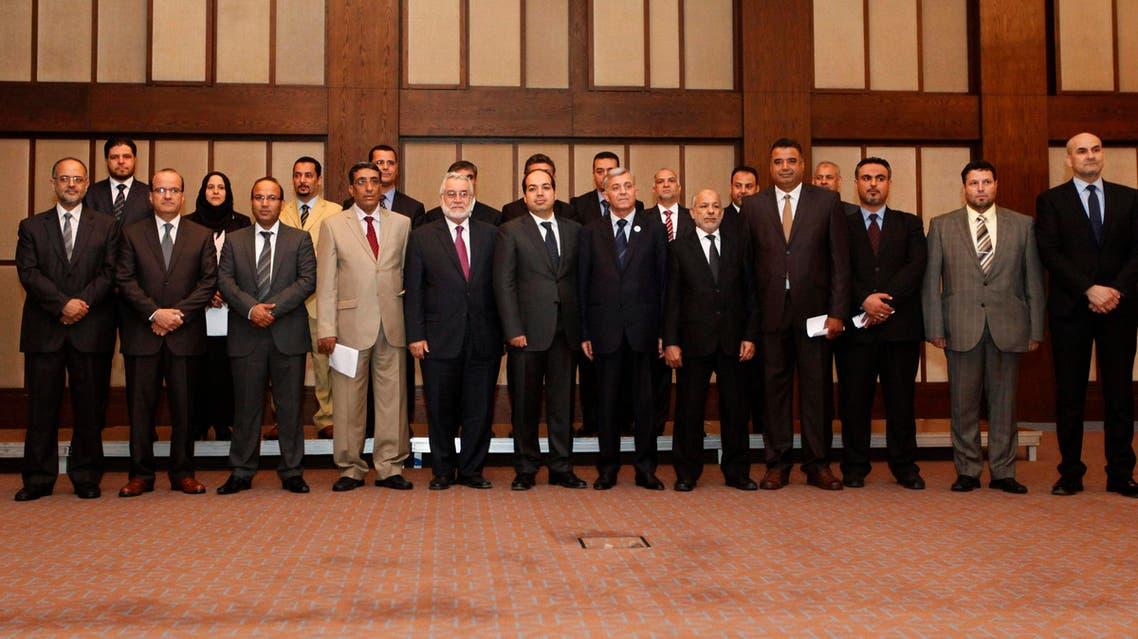 الحكومة الليبية الجديدة برئاسة أحمد معيتيق حكومة ليبيا