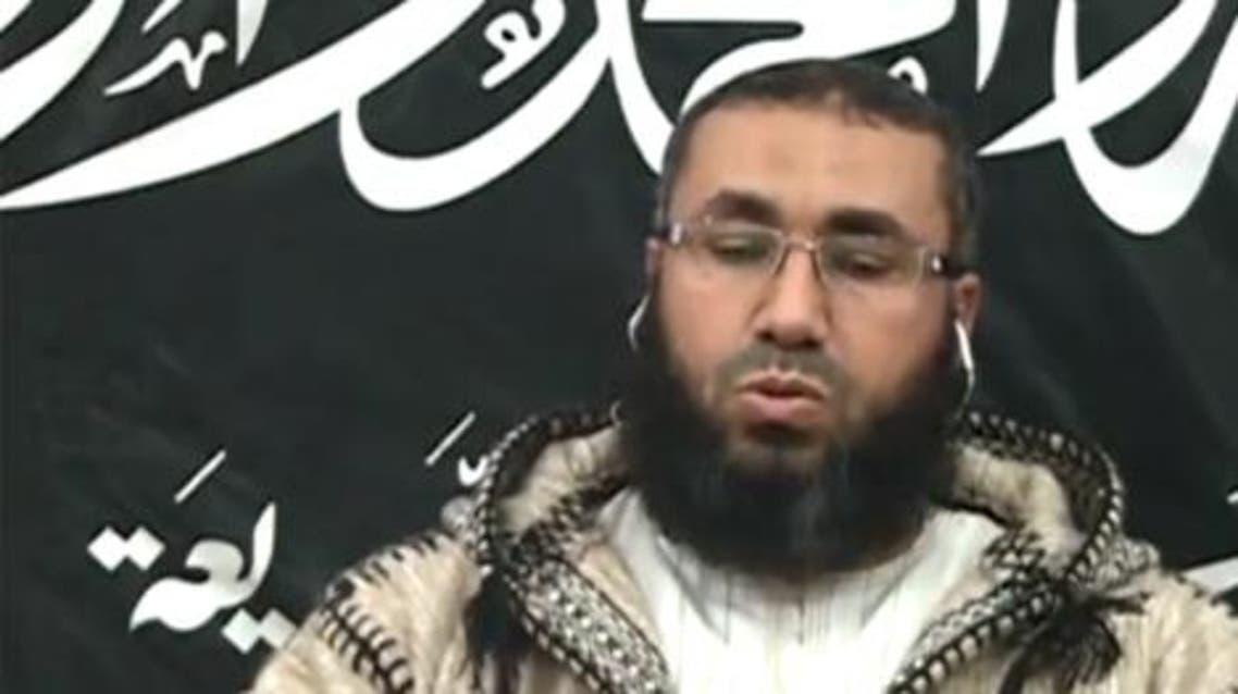 """زعيم تنظيم """"أنصار الشريعة"""" في بنغازي في ليبيا محمد الزهاوي"""