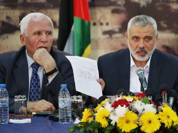 انتهاء المشاورات بين حماس وفتح بشأن حكومة التوافق